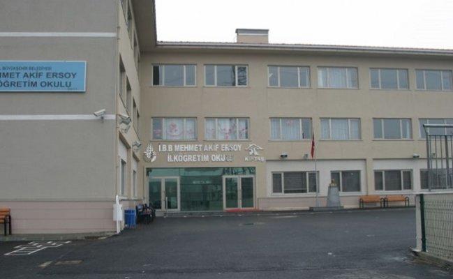 İBB Mehmet Akif Ersoy İlkokulu Nerede Yol Tarifi