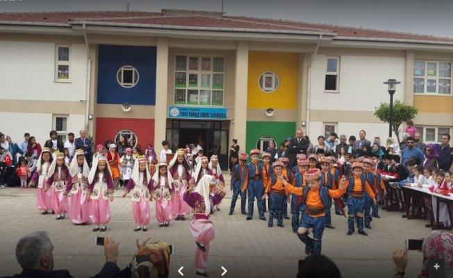 TOKİ Yunus Emre İlkokulu Nerede Yol Tarifi