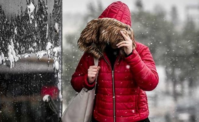İstanbul'a 2 gün boyunca kar uyarısı!