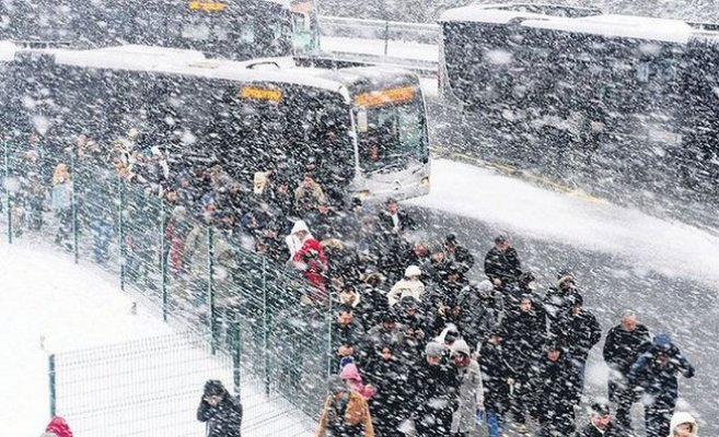 Meteoroloji'den son dakika! İstanbul'a kar yağacak mı