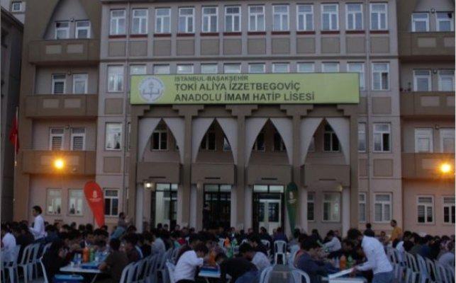 TOKİ Aliya İzzetbegoviç Anadolu İmam Hatip Lisesi Nerede Yol Tarifi