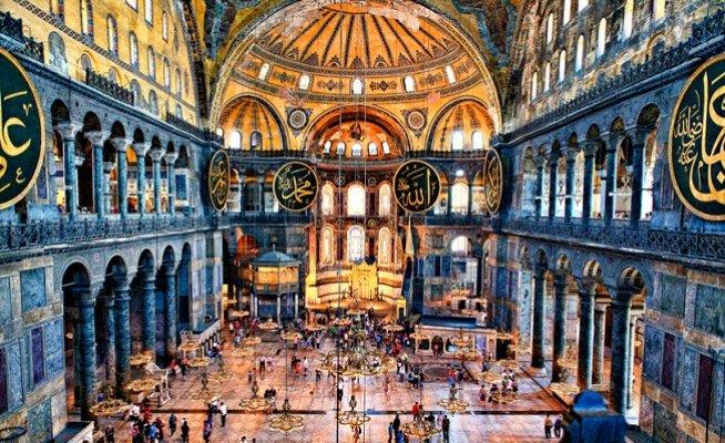 Ayasofya'nın Ortaçağ'daki Görkemli Sesi