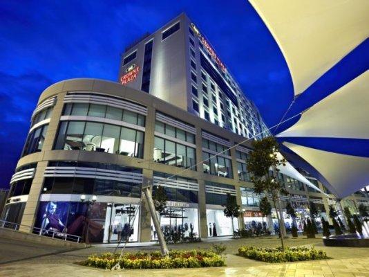 Crowne Plaza Istanbul - Asia, Pendik, Yol Tarifi