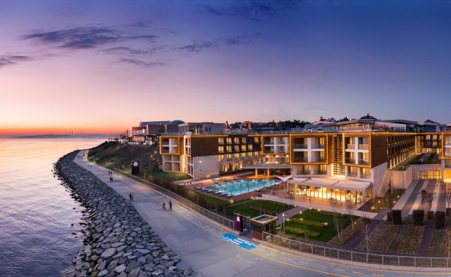 Crowne Plaza İstanbul - Florya, Otel, Yol Tarifi