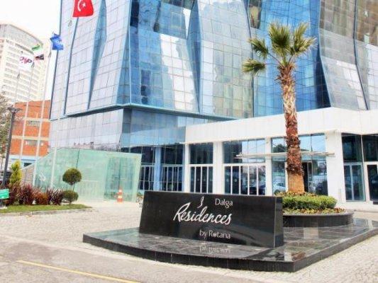Dalga Residences By Rotana İstanbul, Otel, Yol Tarifi