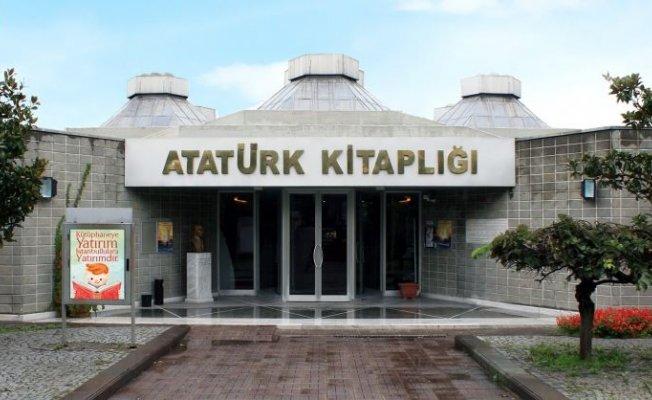 Atatürk Kitaplığı Nerede