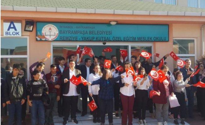 Bayrampaşa Belediyesi Remziye - Yakup Kutsal Özel Eğitim Meslek Okulu
