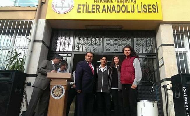Etiler Anadolu Lisesi, Yol Tarifi