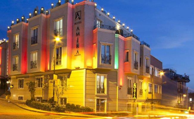 Hotel Amira İstanbul (Sultanahmet), Yol Tarifi