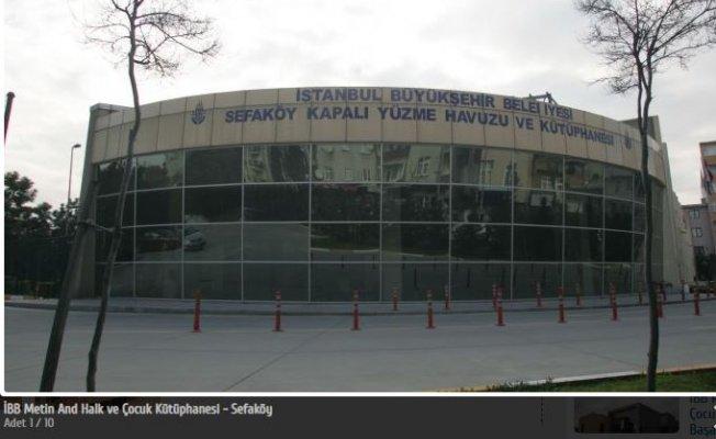 İBB Metin And Halk ve Çocuk Kütüphanesi