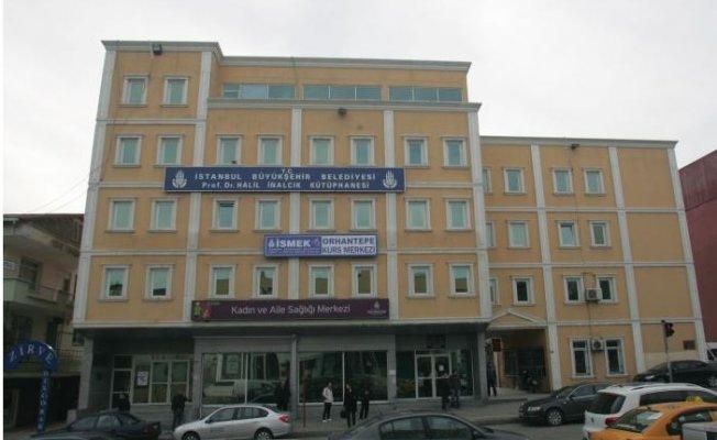 İBB Prof. Dr. Halil İnalcık Halk ve Çocuk Kütüphanesi