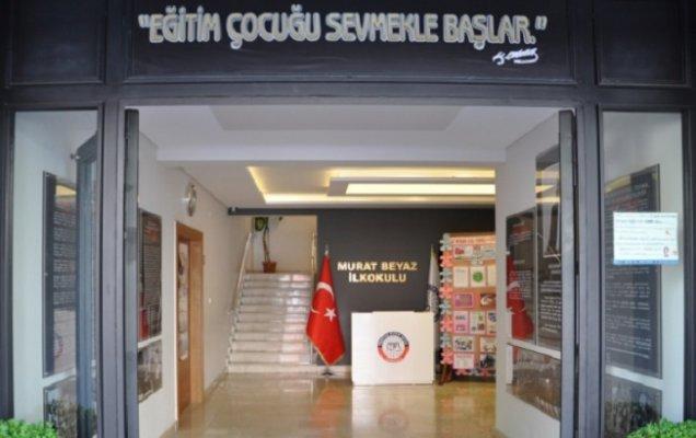 Murat Beyaz İlkokulu, Nerede