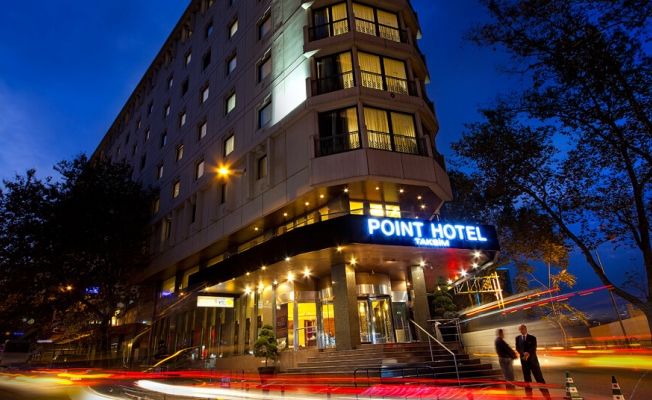 Point Hotel Taksim İstanbul, Yol Tarifi