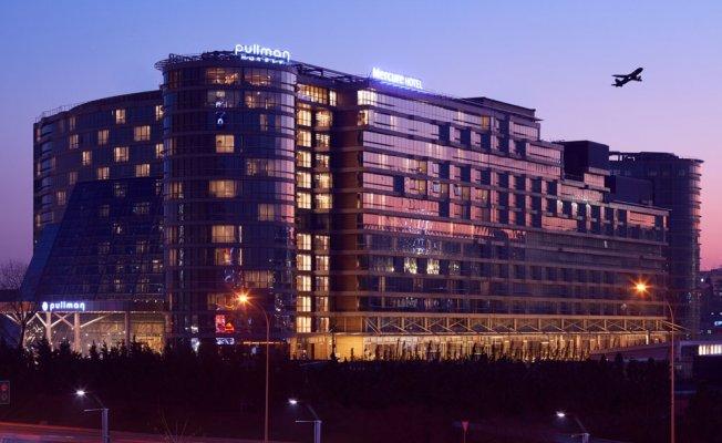 Pullman İstanbul Airport And Convention Center (Bahçelievler) , Otel, Yol Tarifi