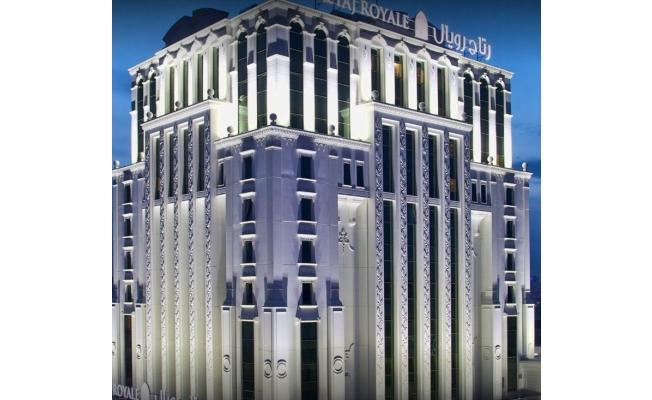 Retaj Royale İstanbul (Bağcılar), Otel, Yol Tarifi