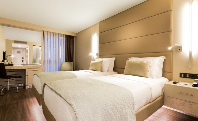 Ac Hotel İstanbul Maçka, Yol Tarifi
