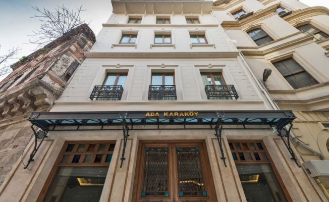 Ada Karaköy Hotel İstanbul, Yol Tarifi