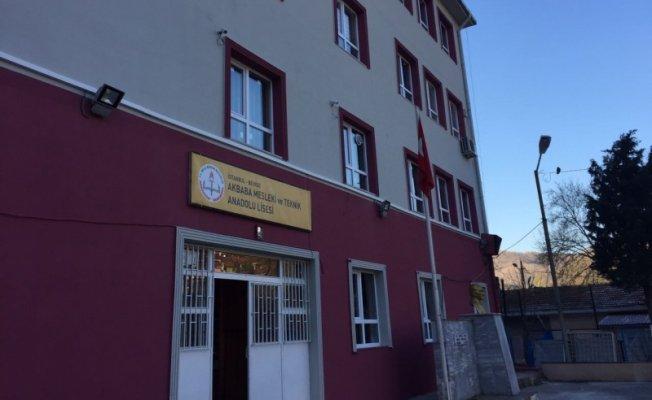 Akbaba Mesleki ve Teknik Anadolu Lisesi, Nerede