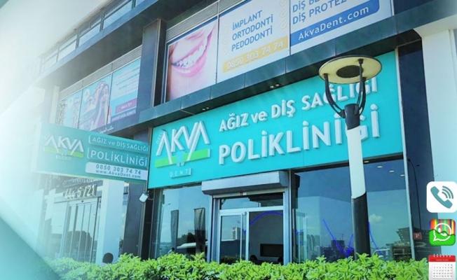 Akva Dent Diş Polikliniği Randevu