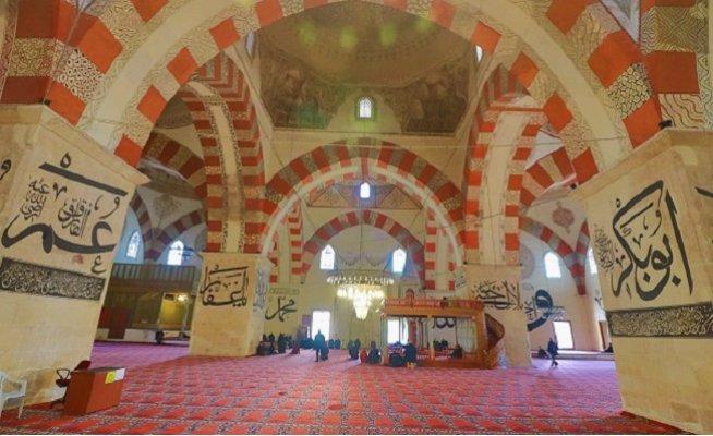 Edirne Eski Cami (Cami Atik – Ulu Cami)