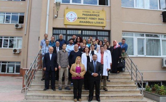 Paşabahçe Ahmet Ferit İnal Anadolu Lisesi