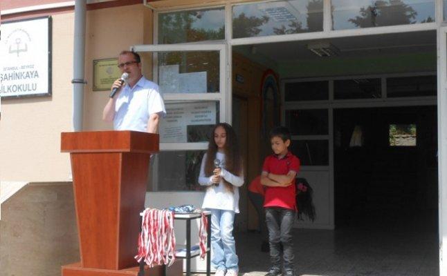 Şahinkaya İlkokulu Nerede, Adres, Telefon