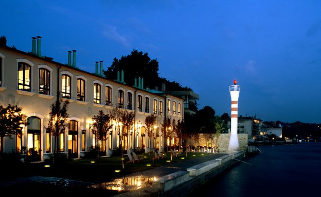 Sumahan On The Water İstanbul, Otel, Yol Tarifi