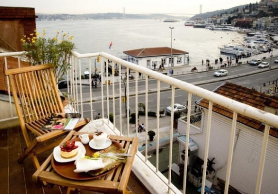 Villa Denise İstanbul, Otel, Yol Tarifi