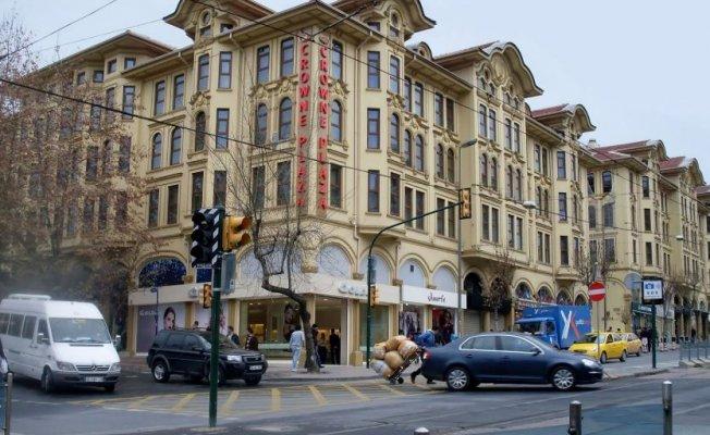 Wyndham İstanbul Old City (ex. Crowne Plaza ) , Otel, Yol Tarifi