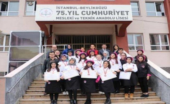 75. Yıl Cumhuriyet Mesleki ve Teknik Anadolu Lisesi