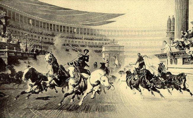Antik Romalıların Yarış Arabalarında kullandıkları Gizli Teknikler