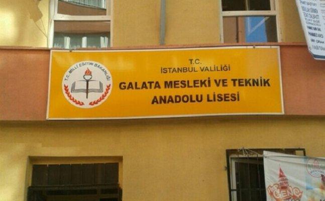 Galata Mesleki ve Teknik Anadolu Lisesi, Nerede, Adres, Telefon