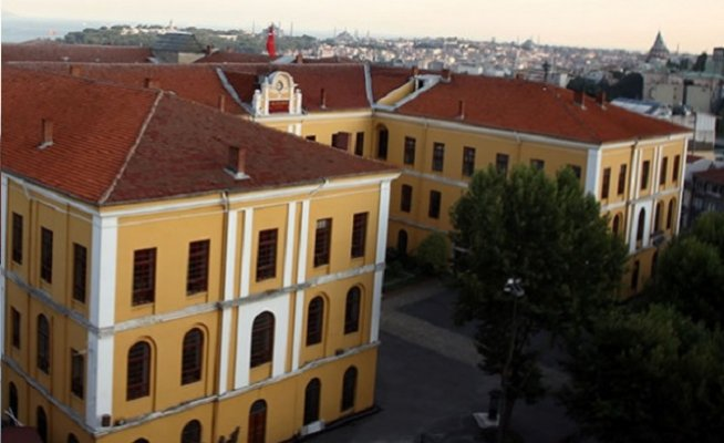 Galatasaray Üniversitesi Galatasaray Lisesi, Adres, Telefon, Ulaşım