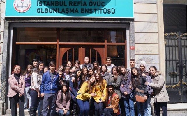 İstanbul Refia Övüç Olgunlaşma Enstitüsü