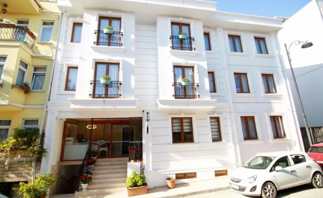 Albinas Hotel Old City İstanbul Yol Tarifi