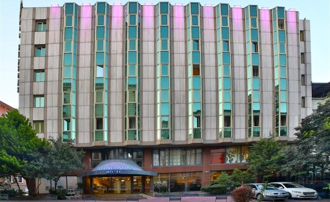 All Seasons Hotel İstanbul  yol tarifi