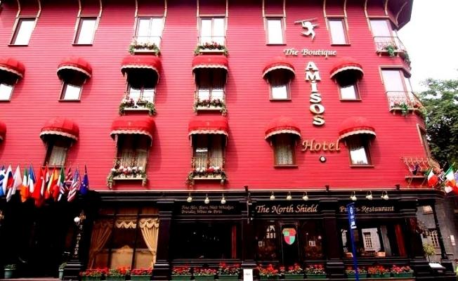 Amisos Boutique Hotel İstanbul yol tarifi