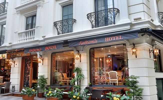 Anthemis Hotel İstanbul yol tarifi