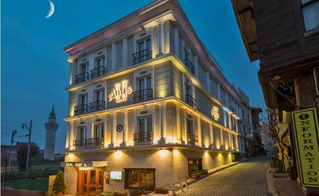 Antis Hotel İstanbul yol tarifi