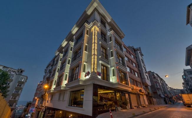Aprilis Gold Hotel İstanbul yol tarifi
