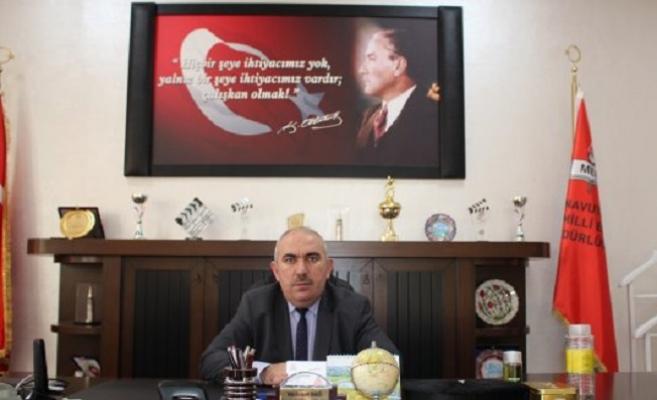 Arnavutköy İlçe Milli Eğitim Müdürü Mehmet DAĞ