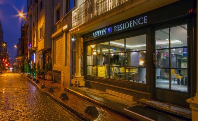 Aston Residence İstanbul yol tarifi