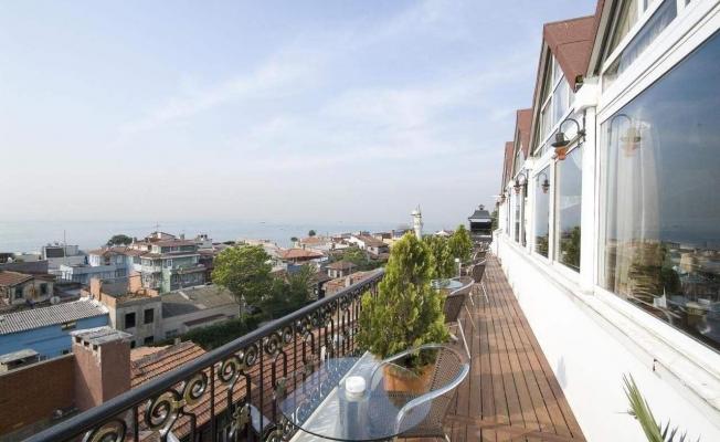Avicenna Hotel İstanbul yol tarifi