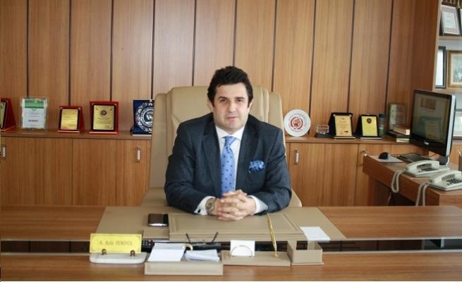 Bayrampaşa İlçe Milli Eğitim Müdürü Dr. Abdülaziz YENİYOL