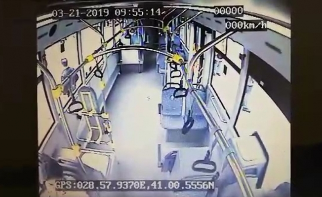 Sancaktepe'de halk otobüsü kazası: 1 ölü 2 yaralı