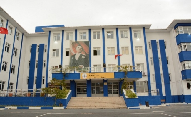 Çatalca Anadolu Lisesi Yol Tarifi
