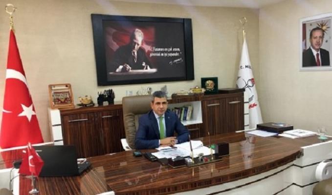Çatalca İlçe Milli Eğitim Müdürü Mustafa Erşahin