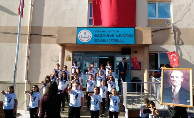 Gökçeali Sevgi Altan Şanda İlkokulu