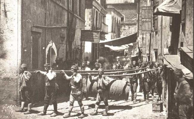 İstanbul Yangınları Tarihi