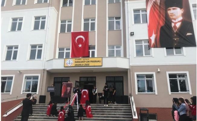 Karacaköy Çok Programlı Anadolu Lisesi Yol Tarifi
